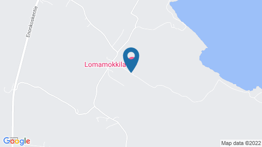 Lomamokkila Map