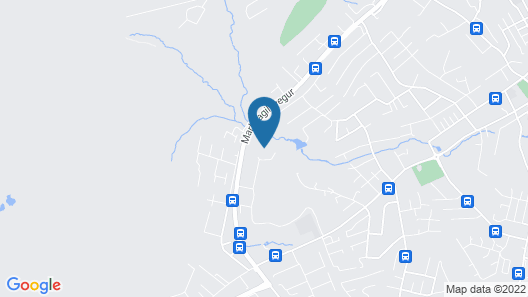 62N Guesthouse Marknagil Map