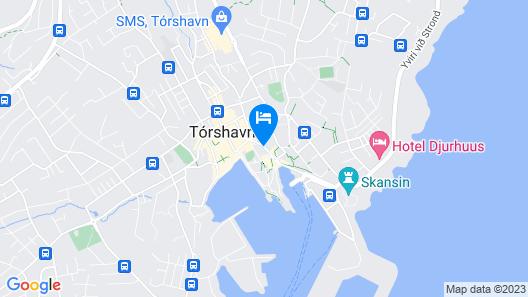 Hotel Hafnia Map