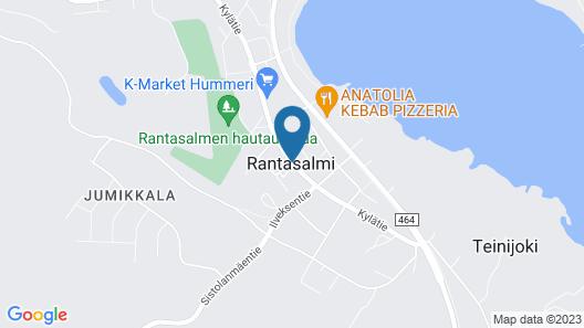 Hotel Ruusuhovi Map
