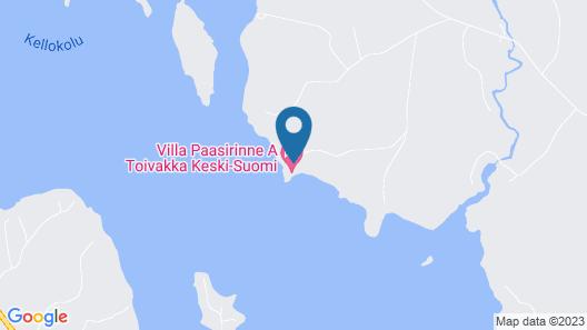 Toivakka Talo, Nukkuu 6 Kanssa Wifi Map