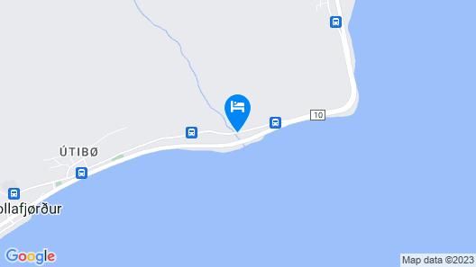 visitHOMES Á Miðgerði Map
