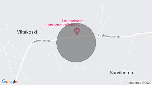 Vacation Home Lauhanlinna in Isojoki - 6 Persons, 2 Bedrooms Map