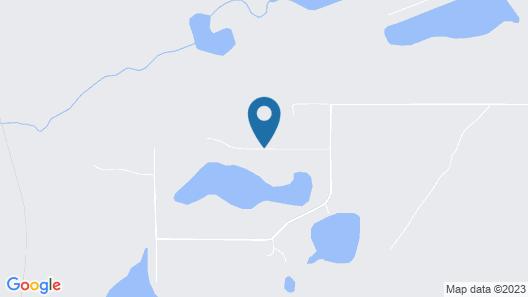 Talkeetna Denali View Lodge and Cabins Map