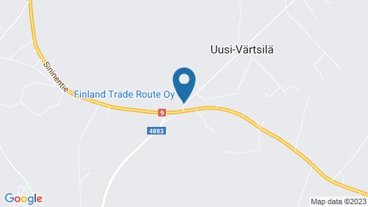 Apartments Uusi-Värtsilä Map