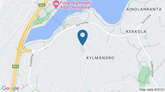 Time Apartments Ylistönmäki Map