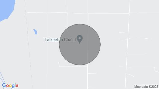 Birch Cabin Map