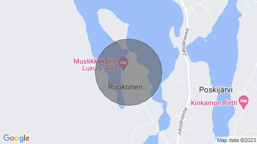 Vacation home Mustikkakallio in Keuruu - 10 persons, 3 bedrooms Map