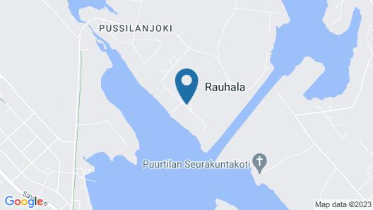 Lomakeskus Kuntoranta Map
