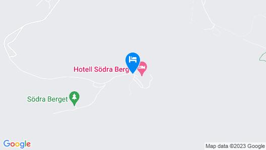Hotell Södra Berget Map