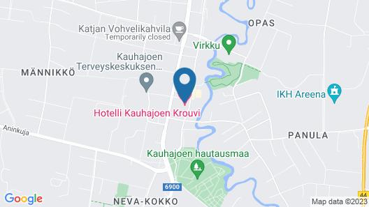 Kauhajoen Krouvi Map