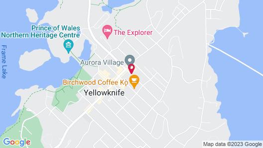 YELLOWKNIFE POLAR SUITE Map