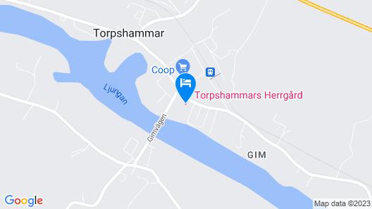 Torpshammars Herrgård Map