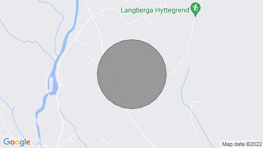 3 Bedroom Accommodation in Oppdal Map