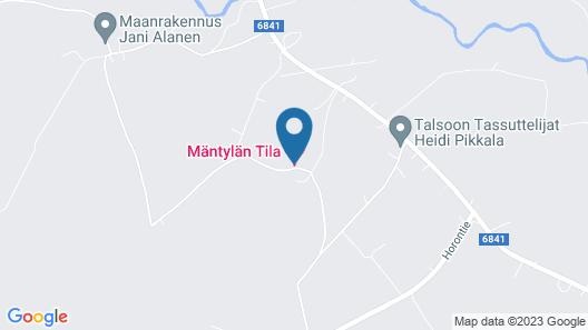Mäntylän Tila Map