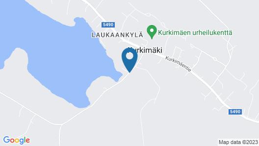 Hotelli & Tilausravintola Koivuranta Map