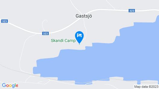 Skandi Camp Map