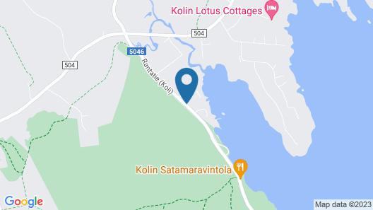 Kolin Aamuranta Map