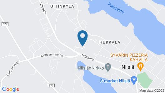 Vacation Home Villa Einola in Nilsiä - 10 Persons, 3 Bedrooms Map