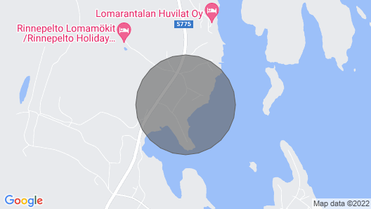 Vacation Home Rinnepelto Lomamökit in Nilsiä - 6 Persons, 3 Bedrooms Map