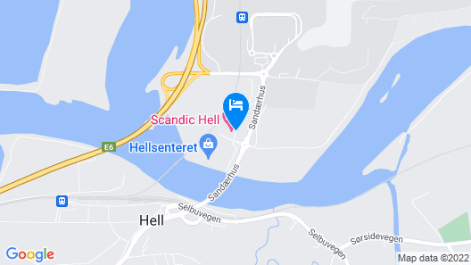 Scandic Hell Map