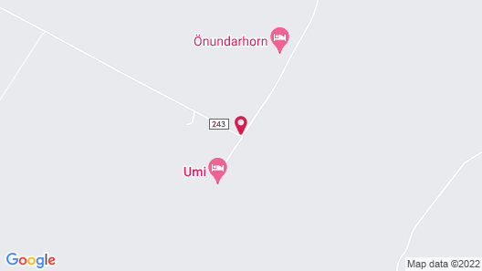 UMI Hotel Map
