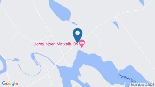 Jongunjoen Matkailu Map
