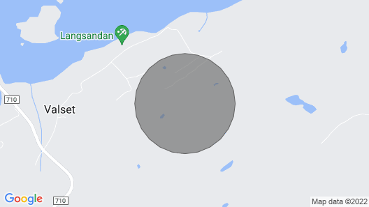 1 Bedroom Accommodation in Agdenes Map