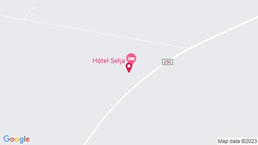 Hotel Selja Map
