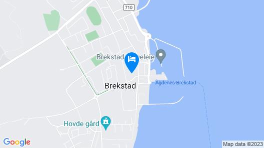Brekstad Gjestehus Map