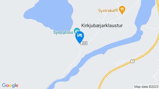 Klausturhof Guesthouse Map