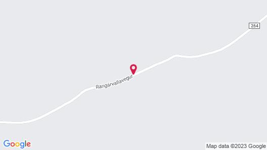 Hótel Selið Map