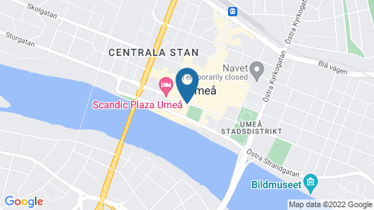Stora Hotellet, BW Premier Collection Map