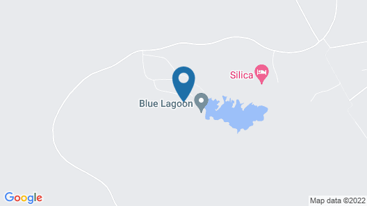 The Retreat at Blue Lagoon Iceland Map