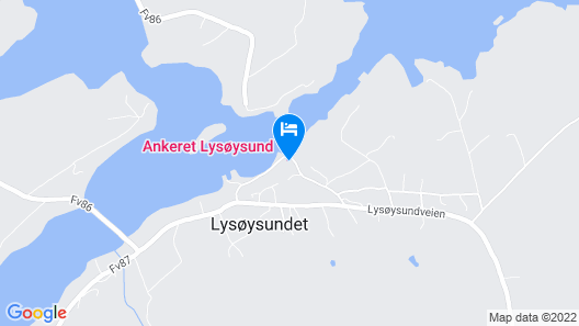 3 Person Holiday Home in Lysøysundet Map