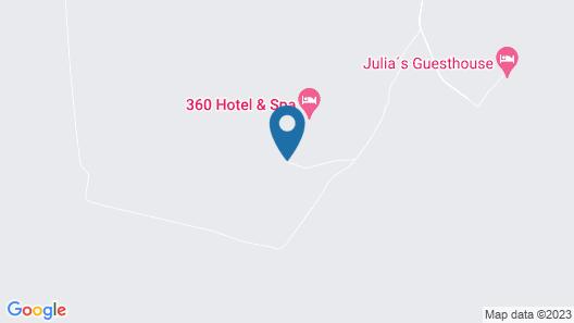 360 Hotel & Thermal Baths Map