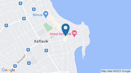 Park Inn by Radisson Reykjavik Keflavik Airport Map