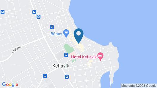 Hotel Keilir by Reykjavik Keflavik Airport Map