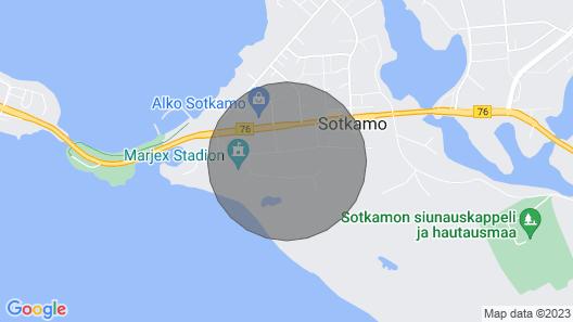 Vacation Home Hiukanhelmi in Sotkamo - 4 Persons, 1 Bedrooms Map