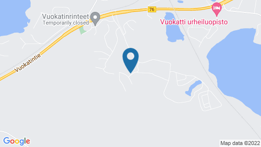Hotel Aateli Map