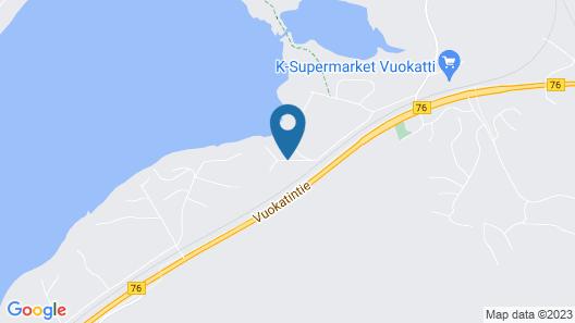 Hotelli Vuokatti Map
