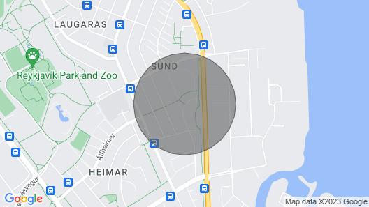 Spacious Apartment, Good Location Map