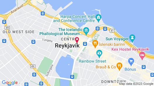 Apotek Hotel by Keahotels Map