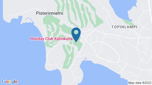 Holiday Club Katinkulta Superior Apartments Map