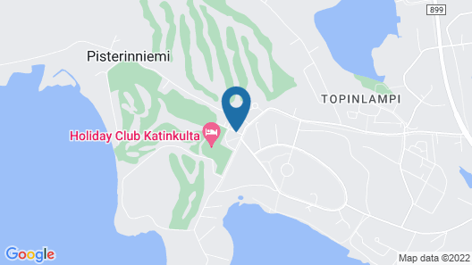 Holiday Club Katinkulta Map