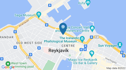 VER Apartments Map