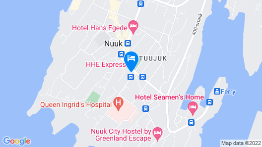 HHE Express Hotel Map
