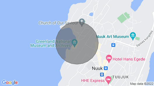 HomeAway VAT testing Property 😆 Map