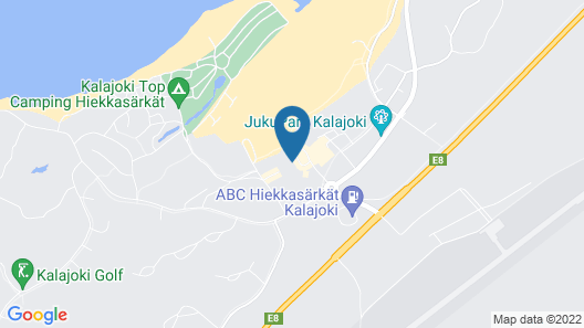 Santa's Resort & Spa Hotel Sani Map