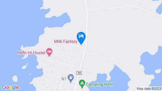 Milk factory Map